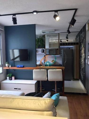 Imagem 1 de 25 de Apartamento À Venda, 40 M² Por R$ 235.000,00 - Jardim Ansalca - Guarulhos/sp - Ap2457