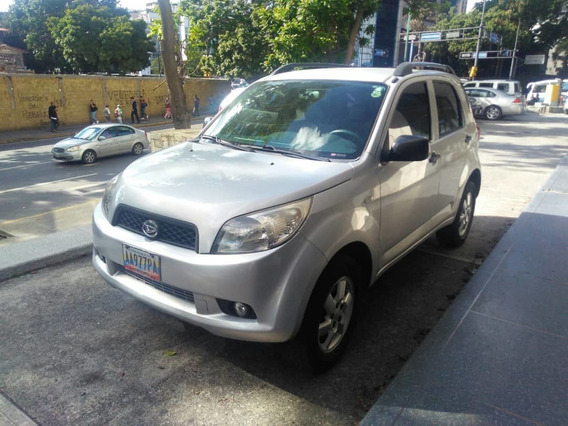 Toyota Terios 2.008 Color Plata