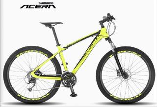 Bicicleta Teknial R29 Tarpan 300er 24v Acera D.hid. Alum