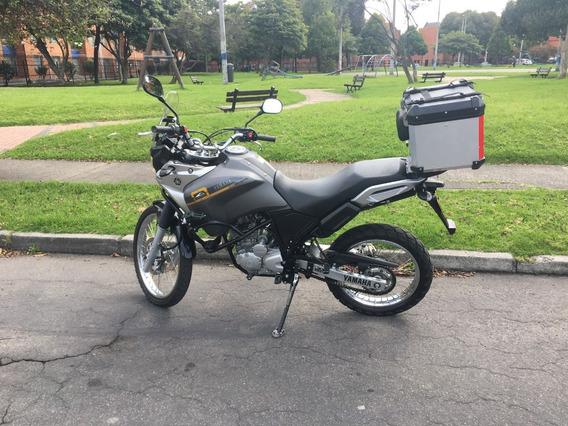 Moto Tenere 250 Yahama Xtz250 Touring