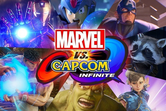 Marvel Vs Capcom Infinite Steam Offline