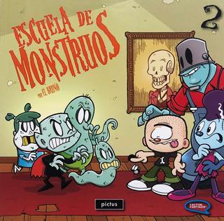 Escuela De Monstruos #2 - Similar Hotel Transilvania