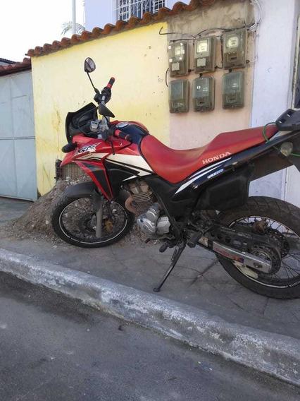 Honada Xre 300 Com Abs Serie Rally