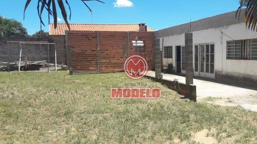 Imagem 1 de 18 de Chácara Com 3 Dormitórios À Venda, 1000 M² Por R$ 300.000 - Recanto Dos Dourados - Campinas/sp - Ch0182