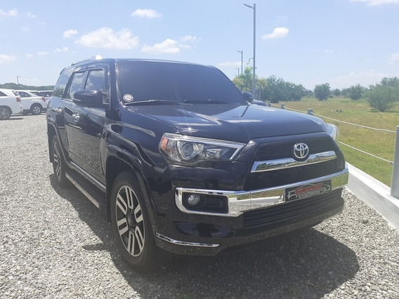 Toyota 4runner Limited Negra 2014
