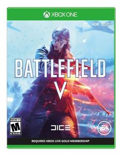 Battlefield 5 Xbox One Juego Nuevo Original Sellado Fisico