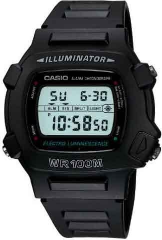 Relógio Casio Masculino Digital Standard W-740-1vs
