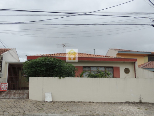 Casa A Venda No Bairro Guabirotuba Em Curitiba - Pr.  - 399-1