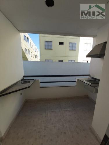 Imagem 1 de 6 de Apartamento Em Suiço  -  São Bernardo Do Campo - 3054