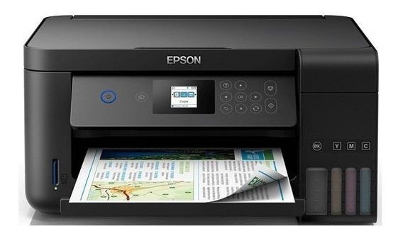 Impressora Epson Multifuncional Ecotank L4160