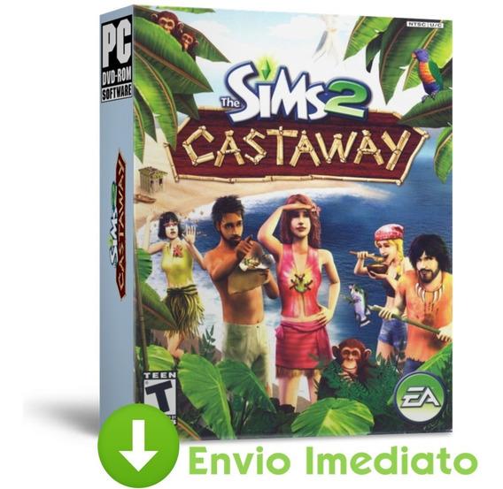 The Sims 2 Castaway História Náufragos Português 2019