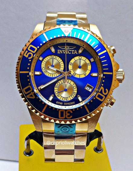 Relógio Invicta Grand Diver 26849 Swiss Muvt Novo E Original
