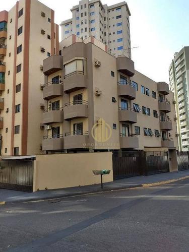 Imagem 1 de 19 de Apartamento Com 1 Dormitório À Venda, 41 M² Por R$ 180.000 - Jardim Botânico  - Ribeirão Preto/sp - Ap1218