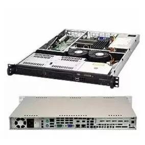 Servidor Supermicro Xeon 2.41ghz Ssd 120gb 16gb Ddr3