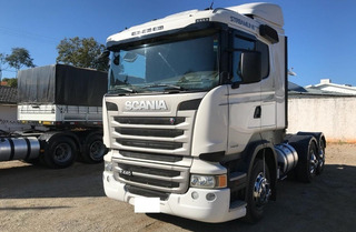 Cavalo Scania R440 Streamline 14/15 Opticruise