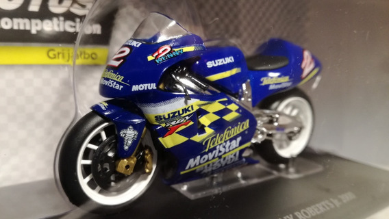 Suzuki Rgv500 2000 Kenny Roberts Jr. Motos Competicion 1/24