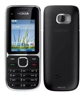 Celular Nokia C2-01 3g - Seminovo - Ótimo Aparelho
