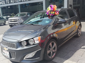 Chevrolet Sonic 1.4 Rs Mt 2016