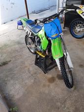 Kawasaki 85cc 2t Ano 1997 85cc 2t