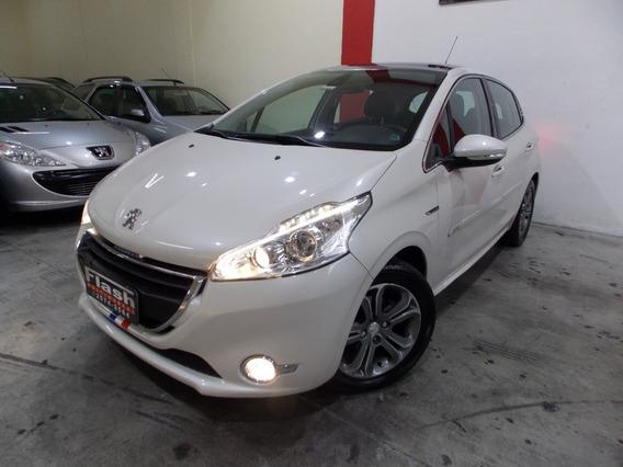 Peugeot 208 1.6 2014 Griffe Flex Automatico (top) Baixo Km