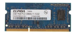 Ddr3 2gb Pc3-10600s Memoria Ram Laptop Varias Marcas