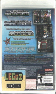 Legoz Zqz Ps3 Rock Revolution - Disco Fisico Ref - 261