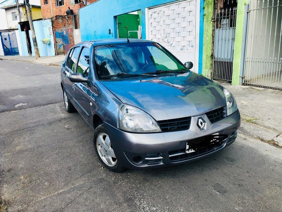 Renault Clio 1.0 Egeus Sedan 16v Flex 4p Manual