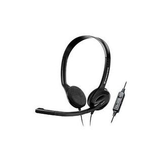 Sennheiser - Pc 36 De Control De Llamada Over-the-ear Headse