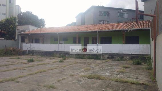 Edícula Residencial À Venda, Jardim Satélite, São José Dos Campos. - Ed0025