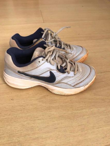 Tênis Para Jogar Tênis Infantil Nike Tam 34