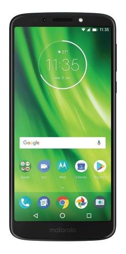 Motorola Moto G6 Play Xt1922-10 Indigo Black 32gb