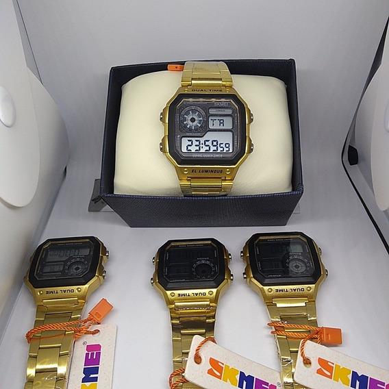 Relógio Skmei Esportivo Relógio +caixa ,99.00 Reais