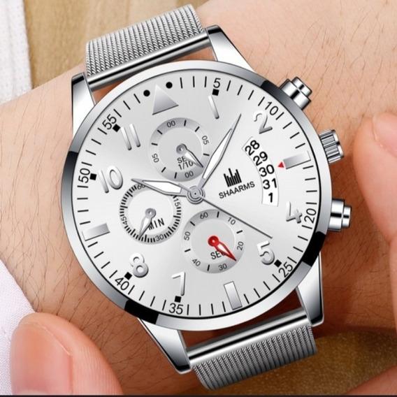 Relógios De Pulso Para Masculino Quartz