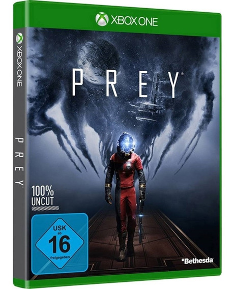 Jogo Prey Xbox One Midia Física Original Nacional Br Barato