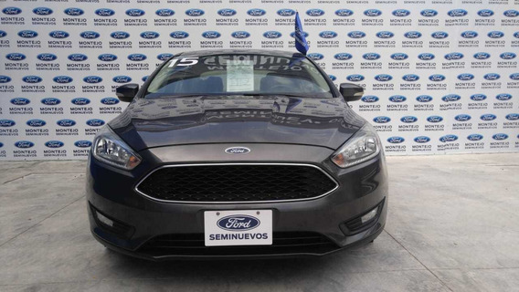 Hermoso Ford Focus Se At 2015