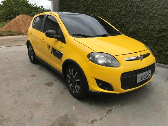Fiat Palio 1.6 16v Sporting Interlagos Flex Dualogic 5p 2014