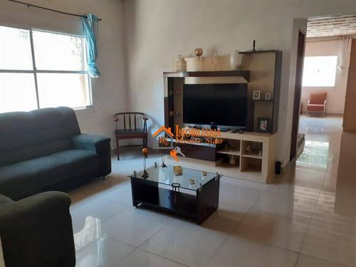 Imagem 1 de 29 de Casa Com 1 Dormitório À Venda, 100 M² Por R$ 650.000,00 - Vila Rosália - Guarulhos/sp - Ca0397