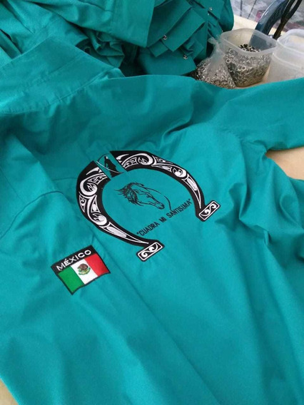 Camisas Vaqueras Para Cabalgata Mayoreo Fabrica