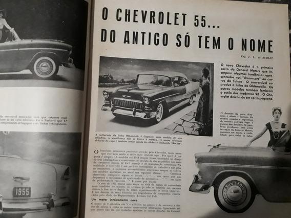 Revista 1955 Capa Tutsi Bertrand Thunderbird) Bel Air D Soto