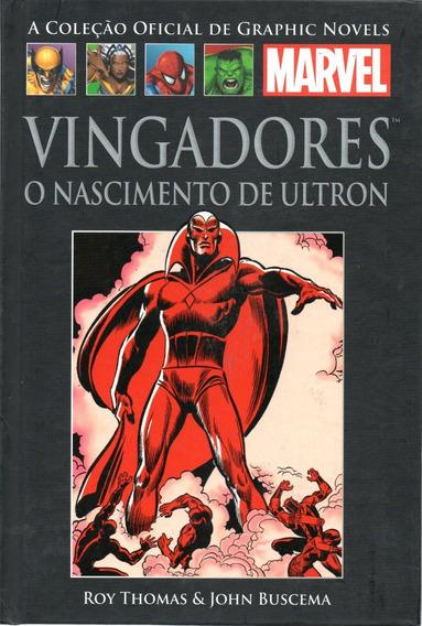 Vingadores - O Nascimento De Ultron (salvat Xii) Lacrada