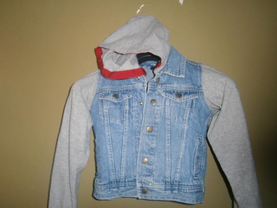 Chaqueta Jeans Para Niño (10verdes)