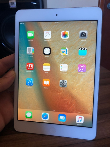 Oferta! iPad Mini 16gb Wi-fi Em Perfeito Estado + Brindes