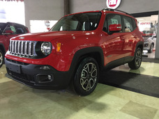Jeep Renegado Latitude