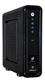 Cable Modem Inter Motorola Router Wifi Sbg6580 450mbps Sky