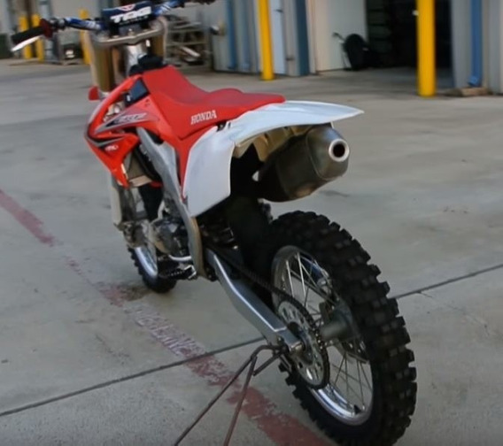 Honda Crf 250 R Año 2011