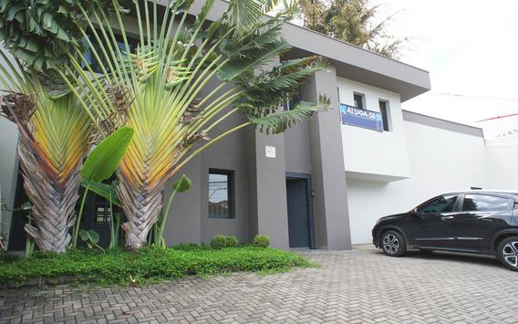 Casa Comercial No Bairro Nova Campinas, Av Carlos Stevenson, Excelente Localização, Próximo A Av Norte-sul. - Ca00428 - 33737832