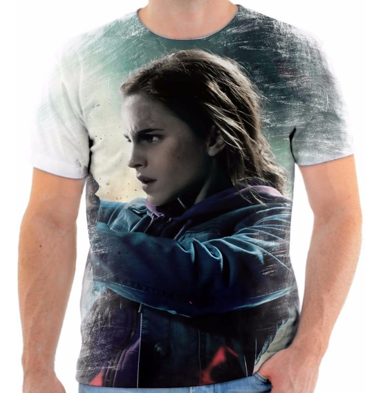 Camiseta Camisa Harry Potter Hermione Frete Grátis