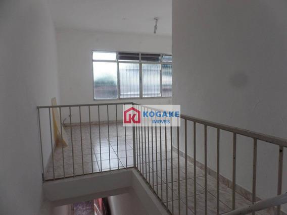 Sala Para Alugar, 64 M² Por R$ 1.200,00/mês - Monte Castelo - São José Dos Campos/sp - Sa1116