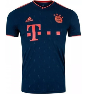 Camisa Bayern Munique (third) 19-2020 Pronta Entrega