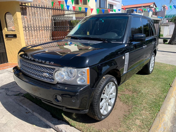 Range Rover 2007 4.2 Super Charge